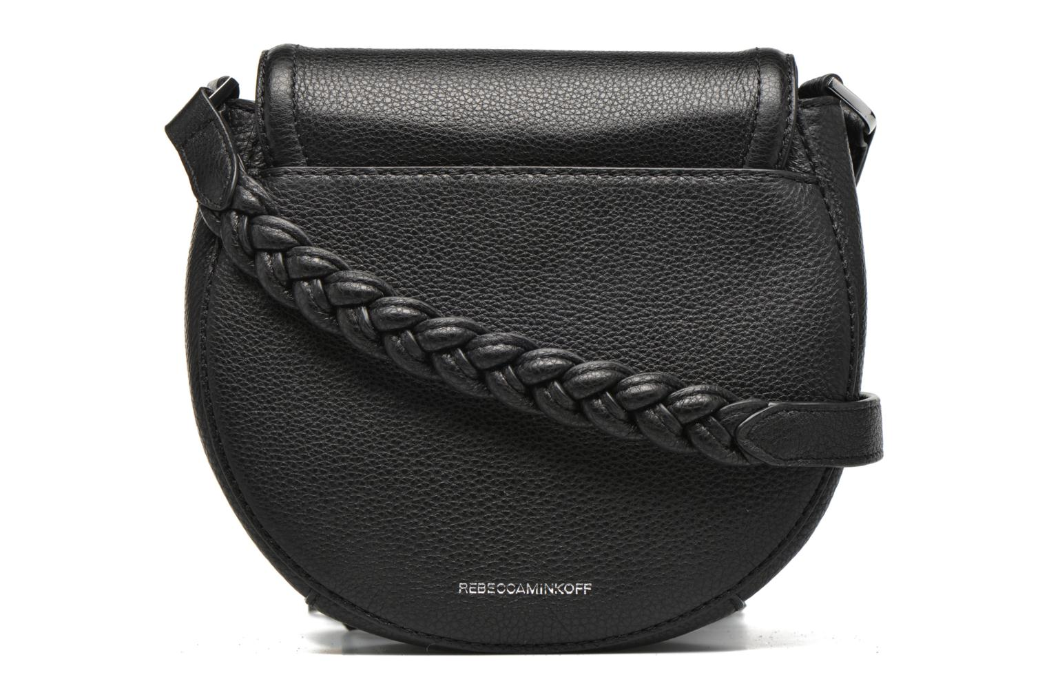 Sacs à main Rebecca Minkoff Isobel crossbody Noir vue face