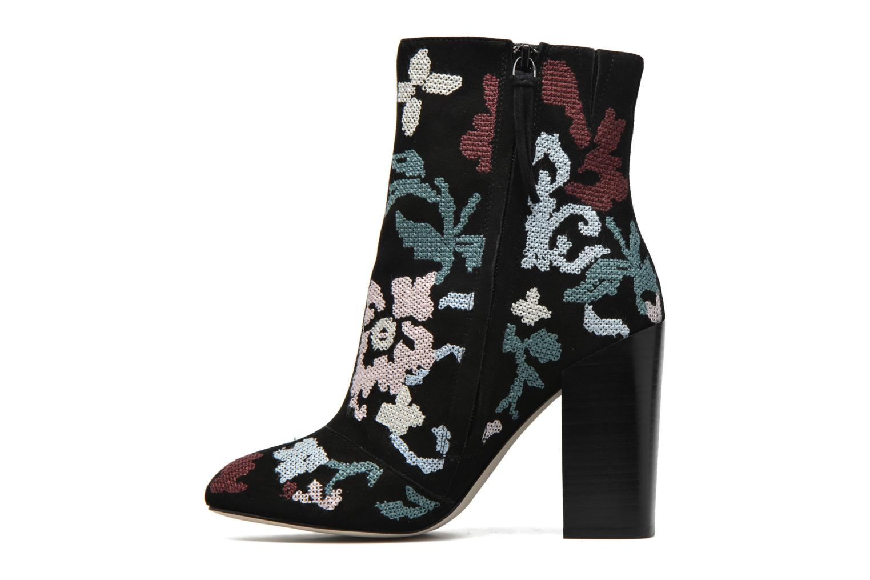 Bottines et boots Rebecca Minkoff BOJANA Multicolore vue face