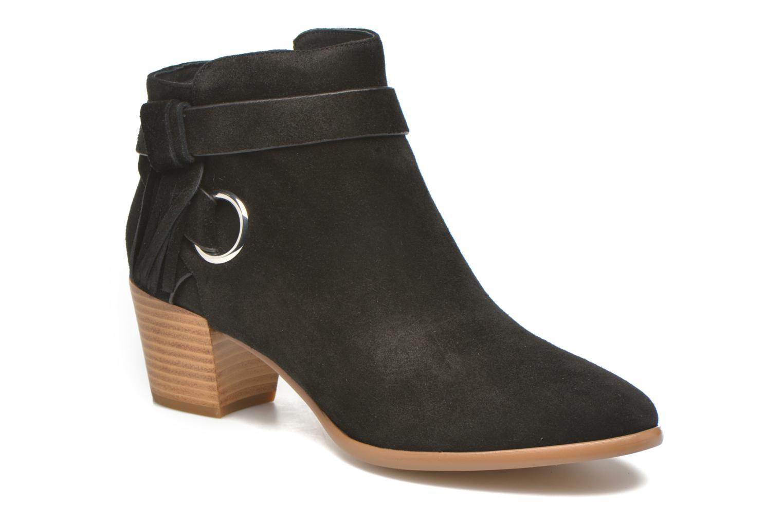 Bottines et boots Rebecca Minkoff SELENA Noir vue détail/paire