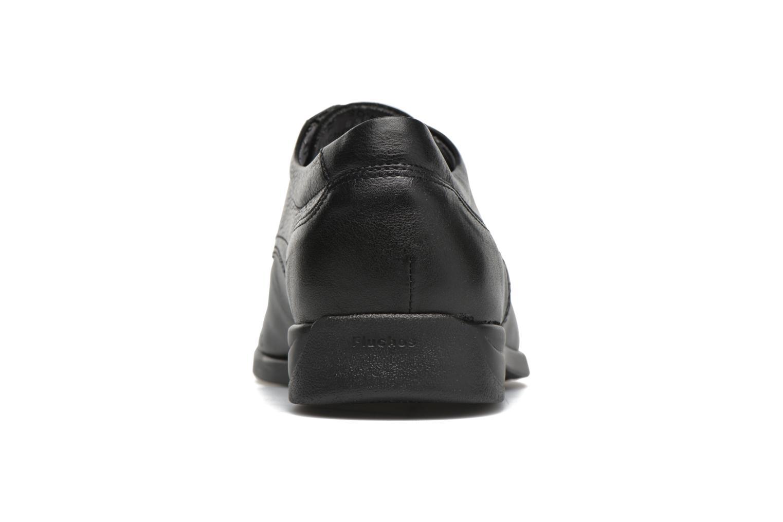 Chaussures à lacets Fluchos Maitre 8904 Noir vue droite