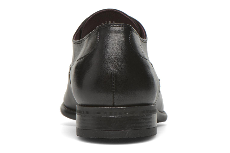 Chaussures à lacets Fluchos Alex 9209 Noir vue droite