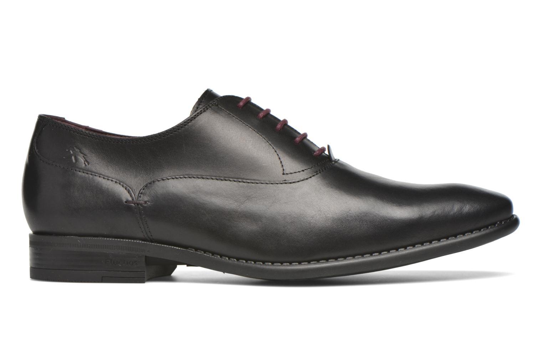 Chaussures à lacets Fluchos Alex 9209 Noir vue derrière