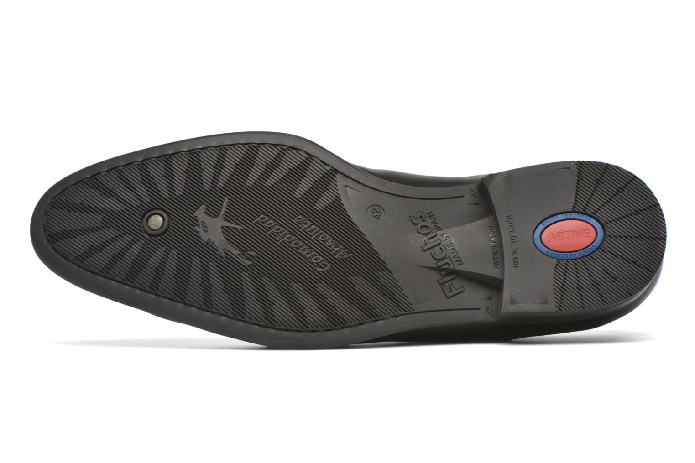 Chaussures à lacets Fluchos Alex 9209 Noir vue haut