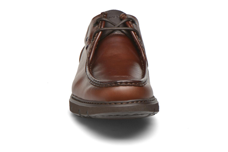 Chaussures à lacets Fluchos Celtic 9595 Marron vue portées chaussures
