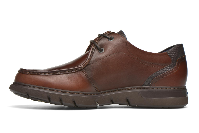 Chaussures à lacets Fluchos Celtic 9595 Marron vue face