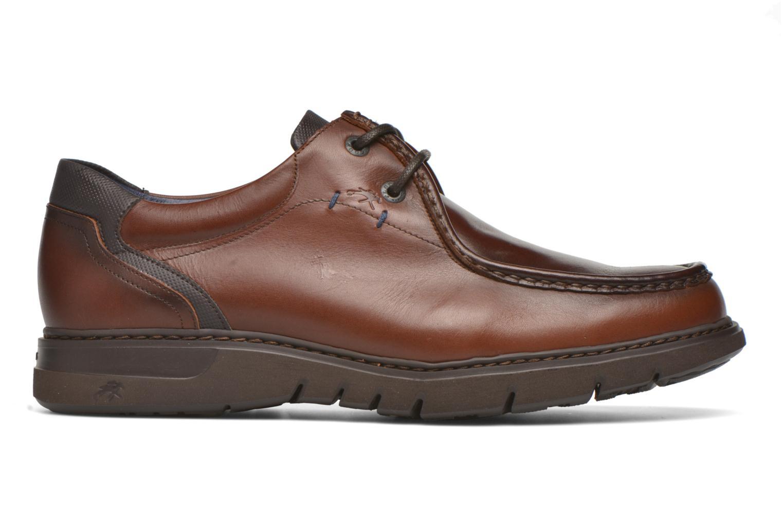 Chaussures à lacets Fluchos Celtic 9595 Marron vue derrière