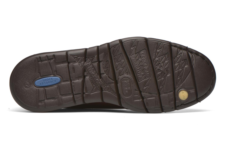 Chaussures à lacets Fluchos Celtic 9595 Marron vue haut