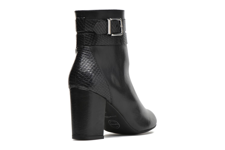 Bottines et boots Made by SARENZA See Ya Topanga #10 Noir vue face