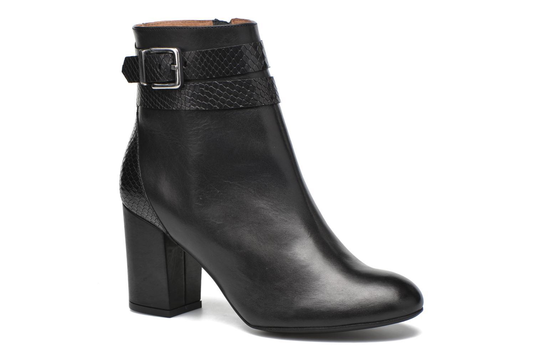 Bottines et boots Made by SARENZA See Ya Topanga #10 Noir vue droite