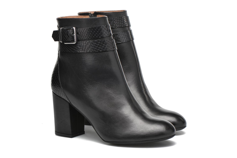 Bottines et boots Made by SARENZA See Ya Topanga #10 Noir vue derrière