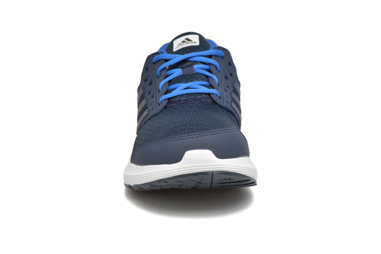 Chaussures de sport Adidas Performance galaxy 3 m Blanc vue portées chaussures
