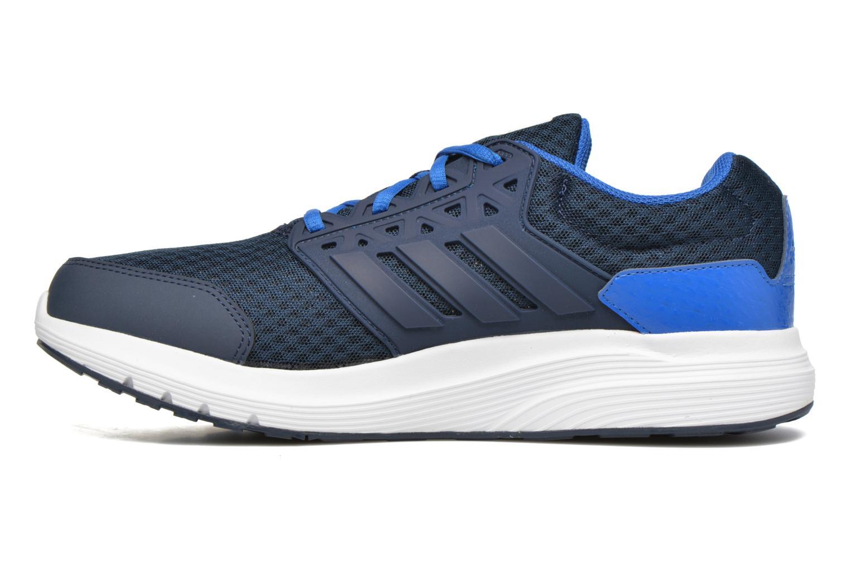 Chaussures de sport Adidas Performance galaxy 3 m Blanc vue face