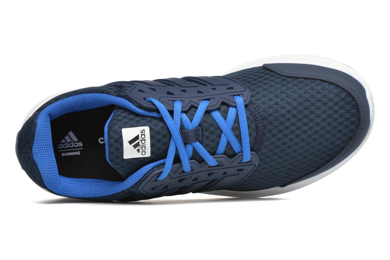Chaussures de sport Adidas Performance galaxy 3 m Blanc vue gauche