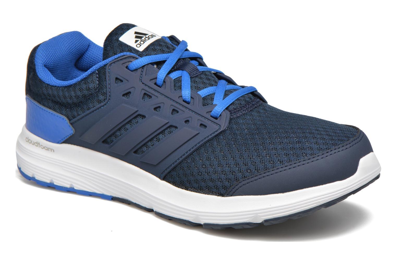 Chaussures de sport Adidas Performance galaxy 3 m Blanc vue détail/paire
