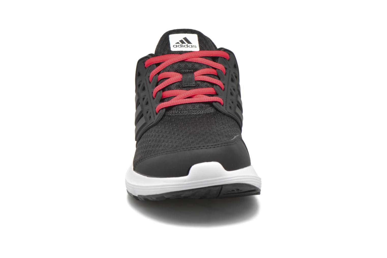 Chaussures de sport Adidas Performance galaxy 3 w Noir vue portées chaussures