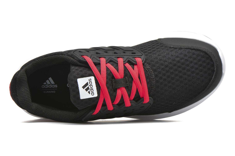 Chaussures de sport Adidas Performance galaxy 3 w Noir vue gauche