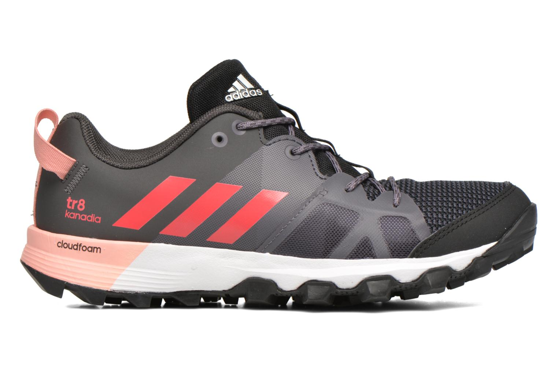 Chaussures de sport Adidas Performance kanadia 8 tr w Noir vue derrière