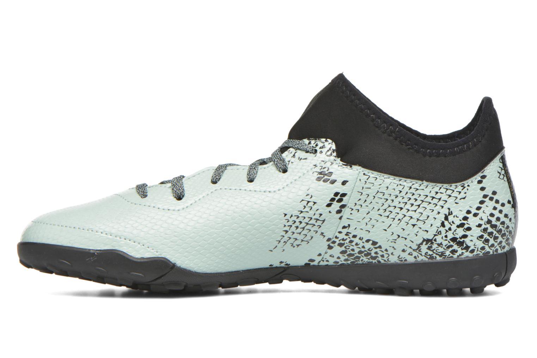 Chaussures de sport Adidas Performance X 16.3 Cage Gris vue face