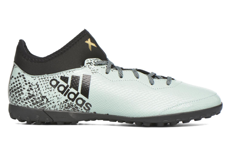 Chaussures de sport Adidas Performance X 16.3 Cage Gris vue derrière