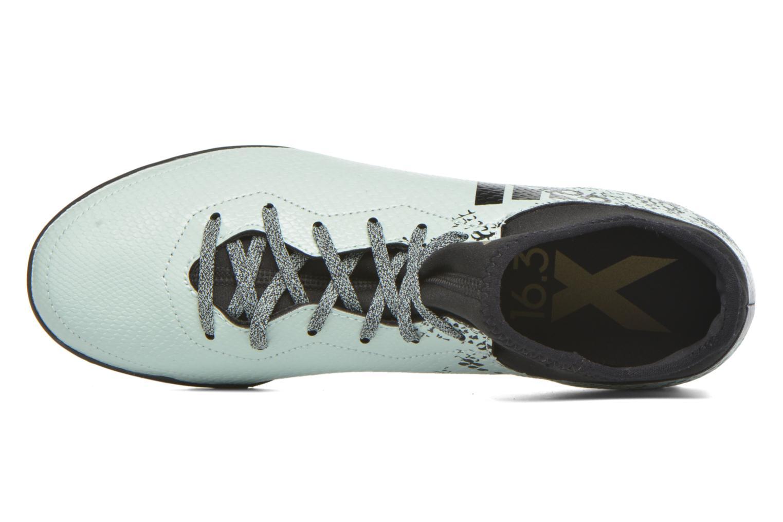 Chaussures de sport Adidas Performance X 16.3 Cage Gris vue gauche