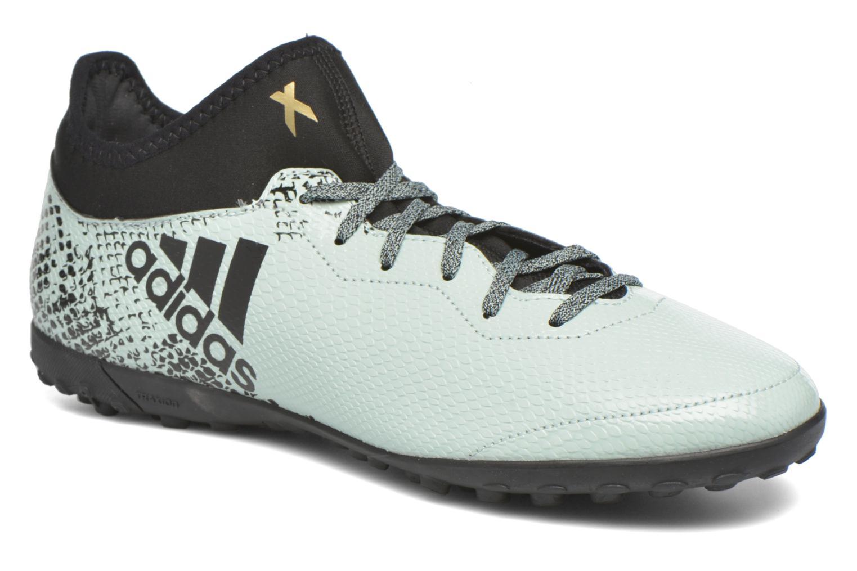 Chaussures de sport Adidas Performance X 16.3 Cage Gris vue détail/paire