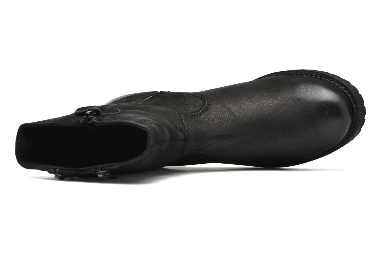 Bottes Kickers Hidare Noir vue gauche