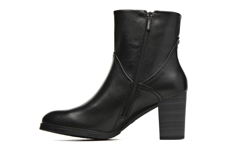 Bottines et boots Pikolinos KENORA W8H-8810 Noir vue face