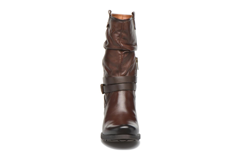 Bottines et boots Pikolinos LE MANS 838-9794 Marron vue portées chaussures