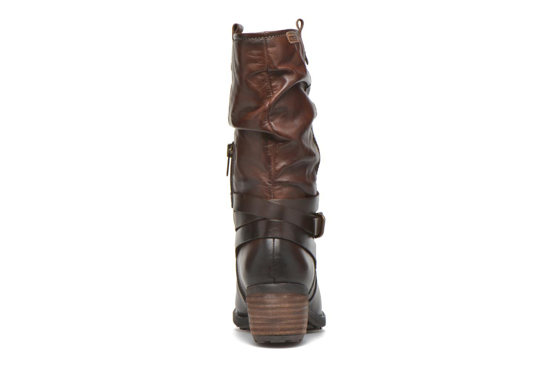 Boots en enkellaarsjes Pikolinos LE MANS 838-9794 Bruin rechts