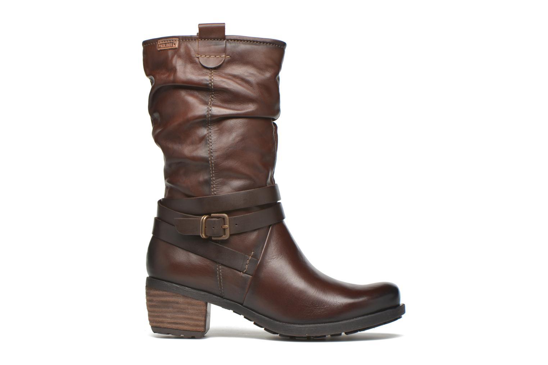 Boots en enkellaarsjes Pikolinos LE MANS 838-9794 Bruin achterkant