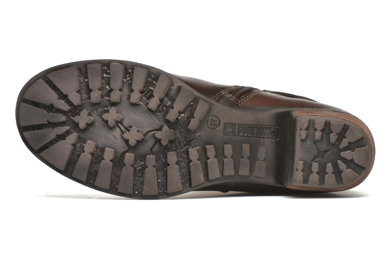 Bottines et boots Pikolinos LE MANS 838-9794 Marron vue haut