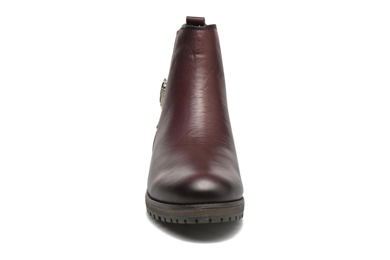 Bottines et boots Pikolinos SANTANDER W4J-8781 Violet vue portées chaussures