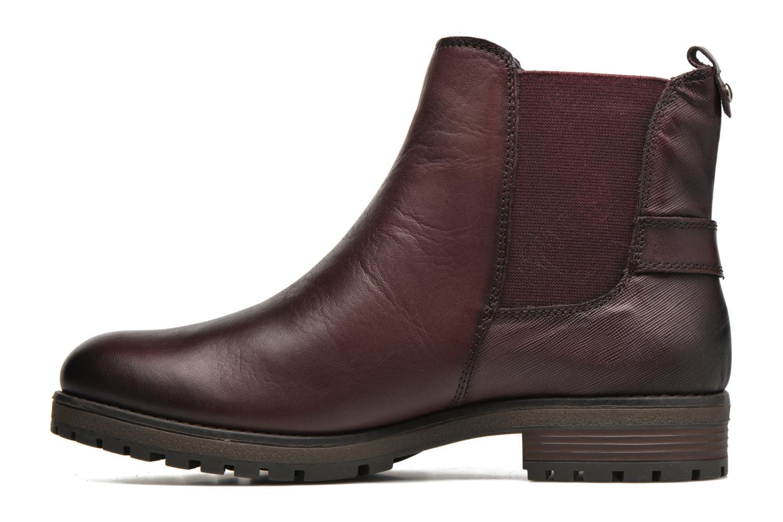 Bottines et boots Pikolinos SANTANDER W4J-8781 Violet vue face