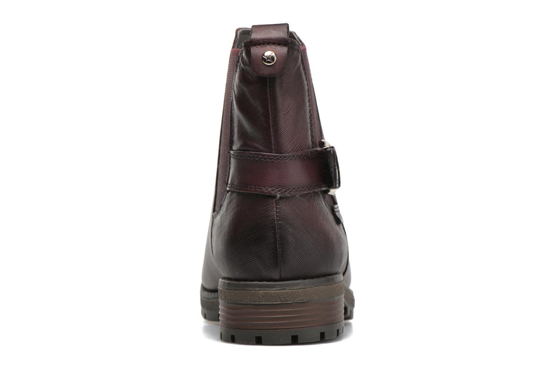 Bottines et boots Pikolinos SANTANDER W4J-8781 Violet vue droite