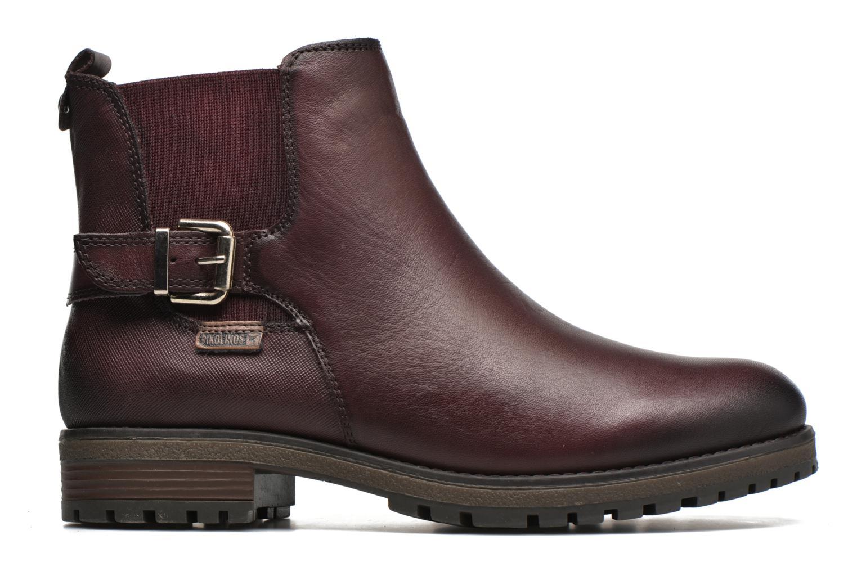 Bottines et boots Pikolinos SANTANDER W4J-8781 Violet vue derrière