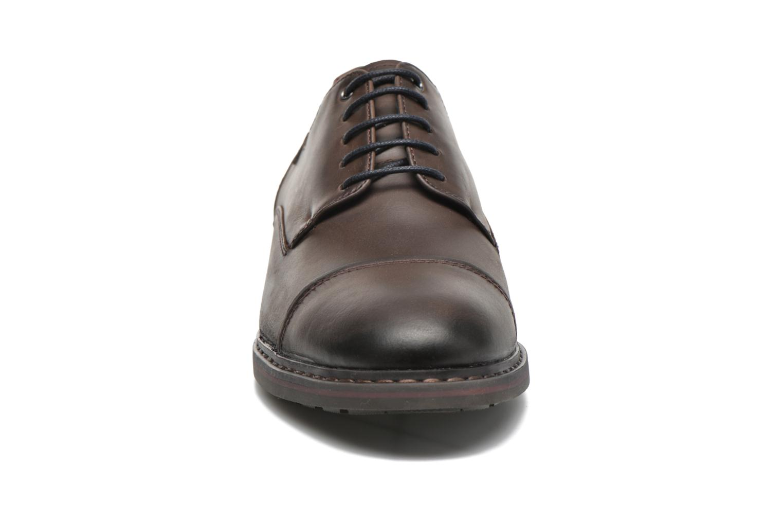 Chaussures à lacets Pikolinos CACERES M9E-4107SP Marron vue portées chaussures