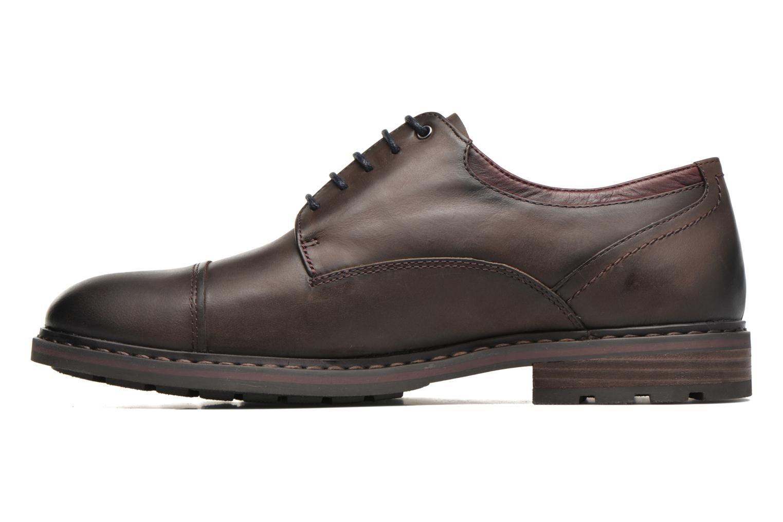 Chaussures à lacets Pikolinos CACERES M9E-4107SP Marron vue face