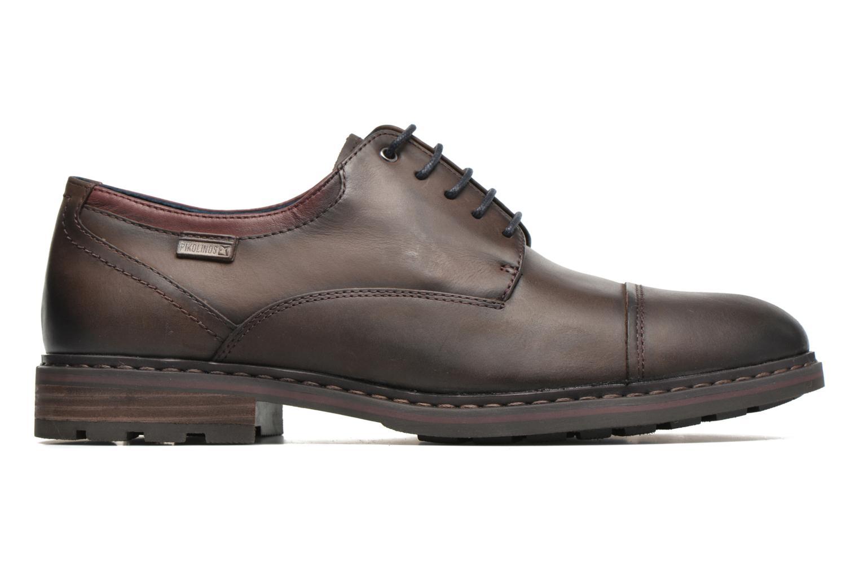 Chaussures à lacets Pikolinos CACERES M9E-4107SP Marron vue derrière