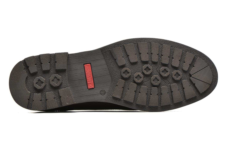 Chaussures à lacets Pikolinos CACERES M9E-4107SP Marron vue haut