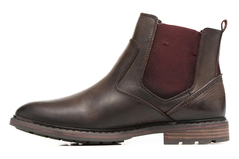 Bottines et boots Pikolinos CACERES M9E-8094SP Marron vue face