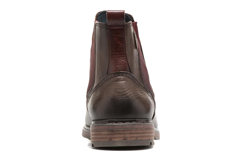 Bottines et boots Pikolinos CACERES M9E-8094SP Marron vue droite