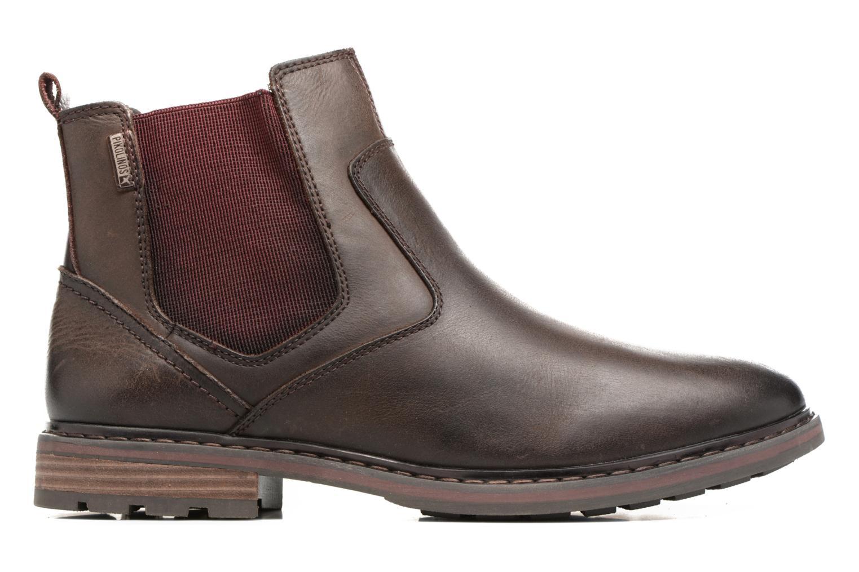 Bottines et boots Pikolinos CACERES M9E-8094SP Marron vue derrière