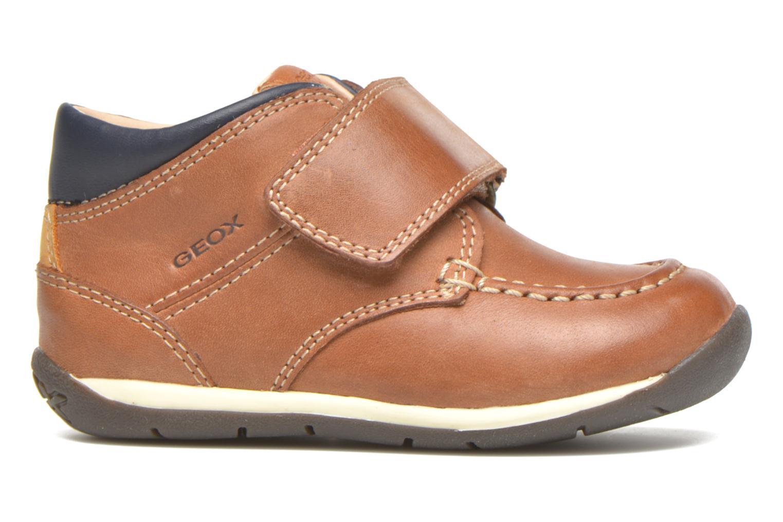 Chaussures à scratch Geox B Each B. B B640BB Marron vue derrière