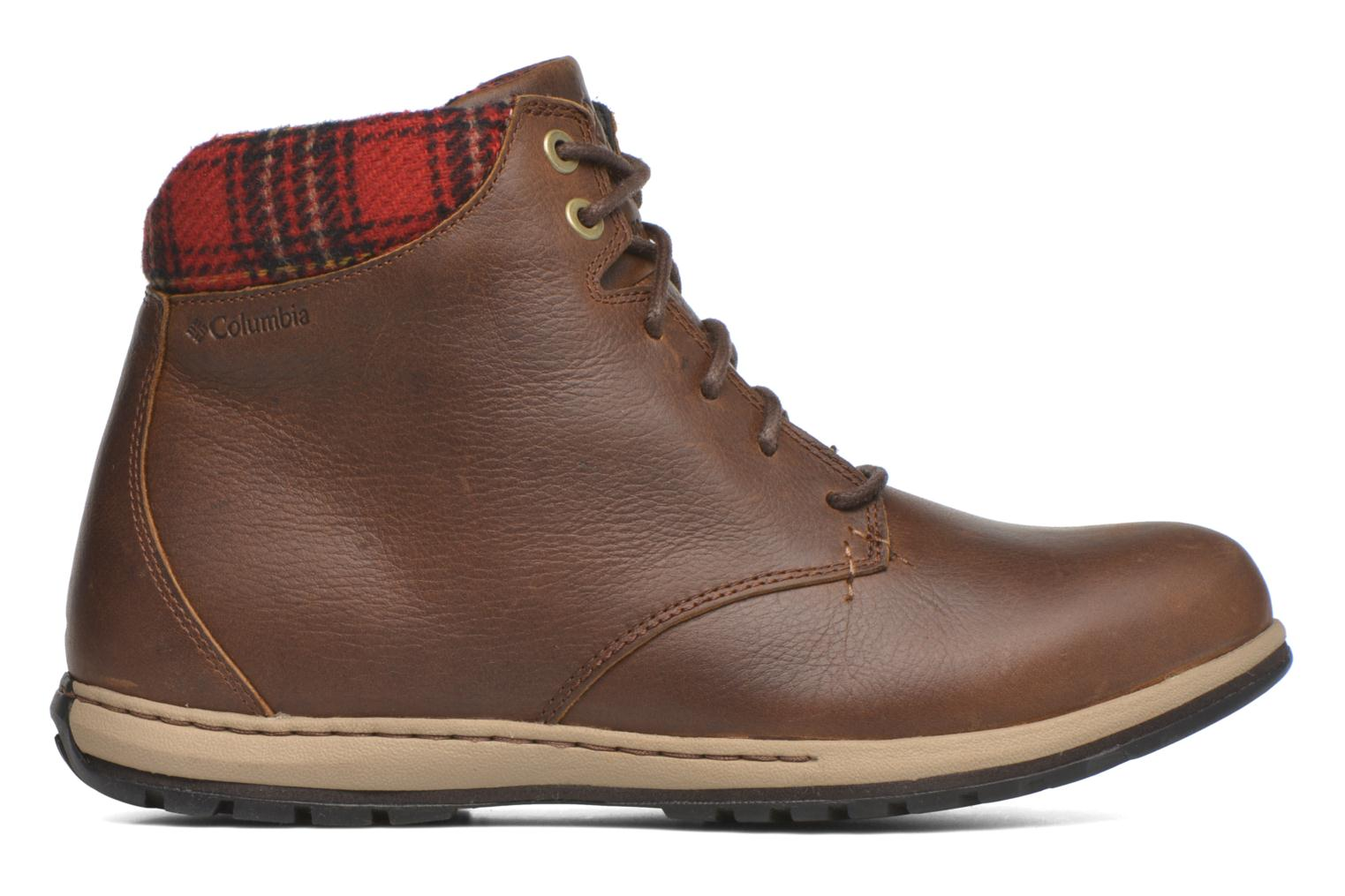 Davenport Xtm Waterproof Omni-Heat Hawk, British Tan