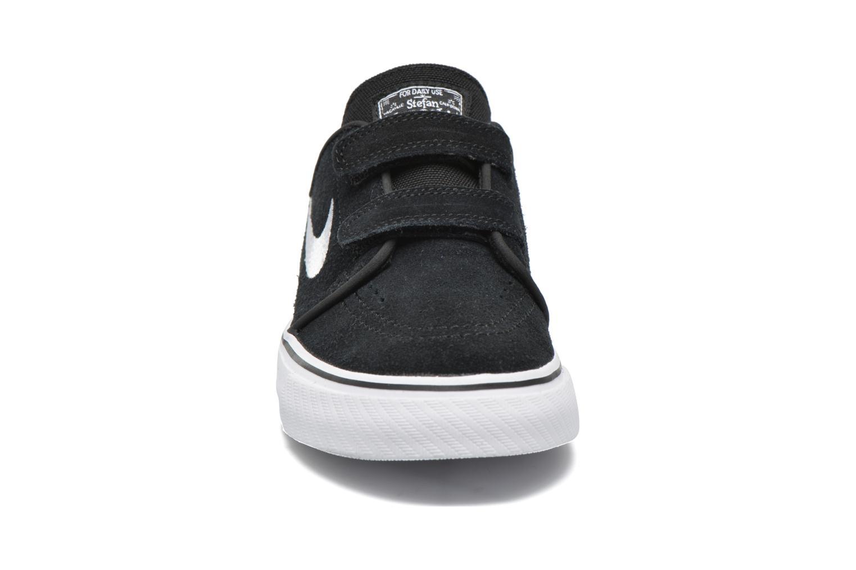 Baskets Nike Nike Stefan Janoski Ac (Ps) Noir vue portées chaussures