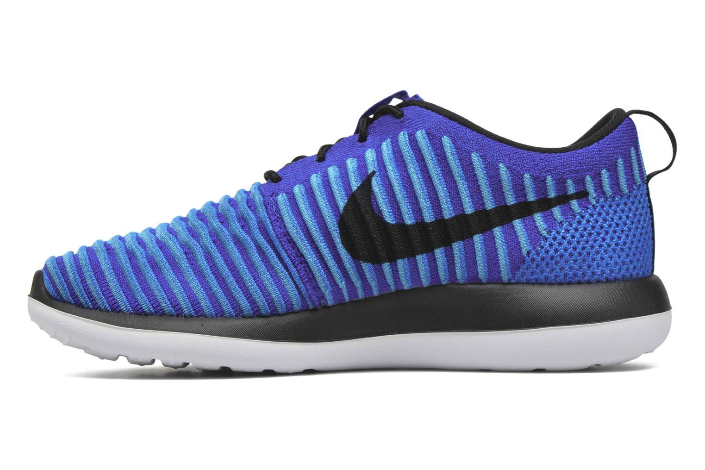 Nike Roshe Two Flyknit (Gs) Racer BlueBlack-Pht Bl-Bl Lgn