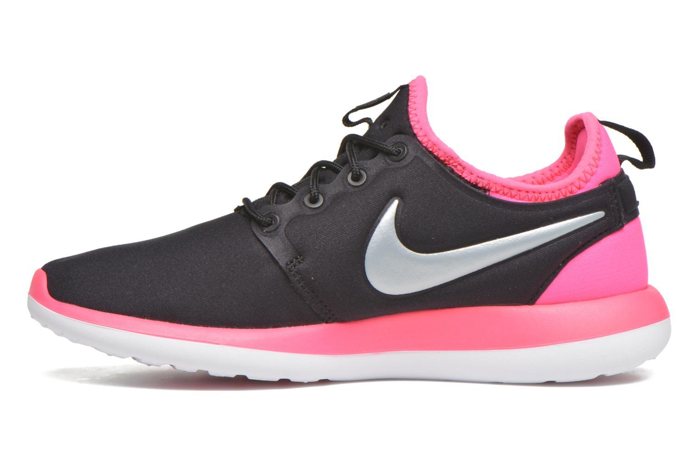 Baskets Nike Nike Roshe Two (Gs) Noir vue face