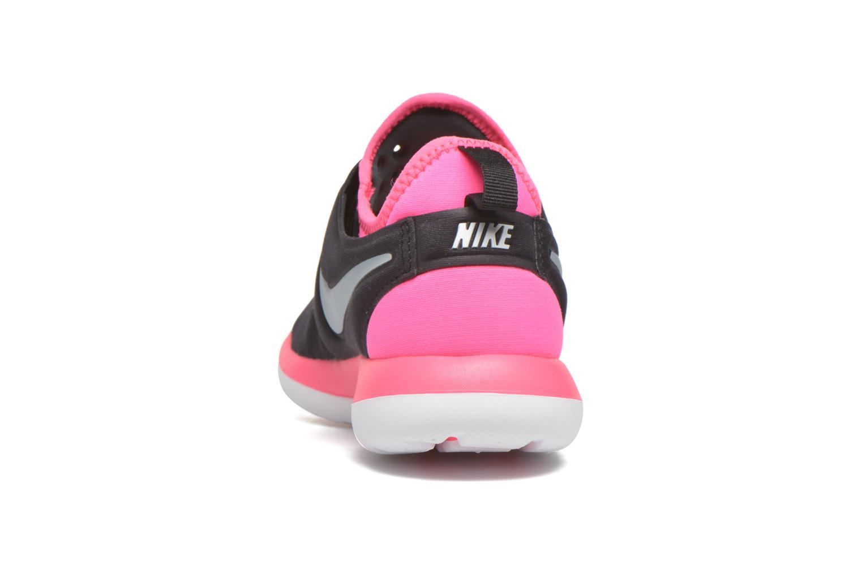 Baskets Nike Nike Roshe Two (Gs) Noir vue droite