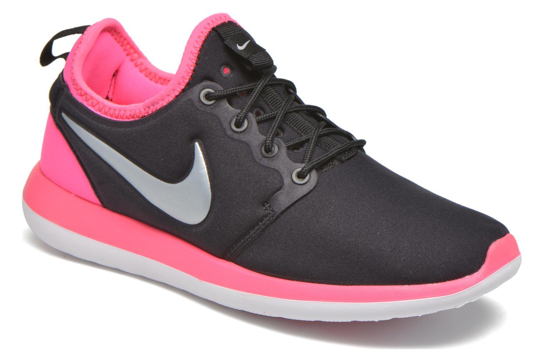 Baskets Nike Nike Roshe Two (Gs) Noir vue détail/paire