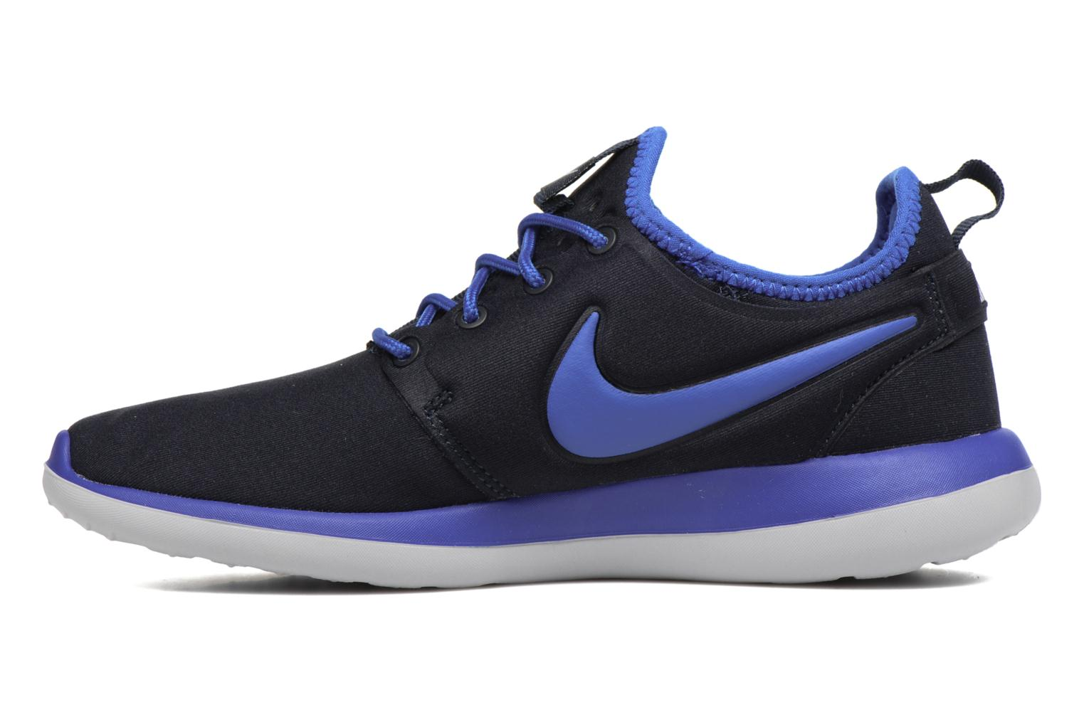 Baskets Nike Nike Roshe Two (Gs) Bleu vue face